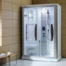 "55"" Mesa WS-803A Steam Shower Enclosure Unit (Left Side)"