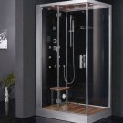 "47"" EAGO Platinum DZ959F8 Steam Shower Enclosure Unit (Left Side)"