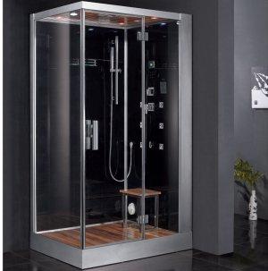 "47"" EAGO Platinum DZ959F8 Steam Shower Enclosure Unit (Right Side)"