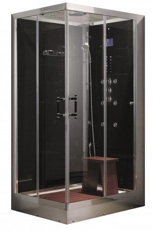 "48"" Eagle Bath WS-117 Steam Shower Enclosures Sliding Door Unit (RIGHT SIDE)"