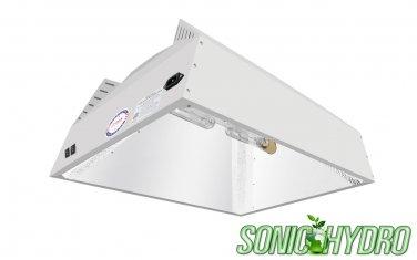 Sonic Hydro 630W Dual LEC Full Spectrum Light Reflector w/Ballast 240V