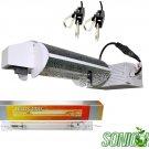Sonic Hydro 1000W Dimmable DE Lamp Grow Light 3-mode Adjustable Reflector w/Ballast 240V-Set (White)