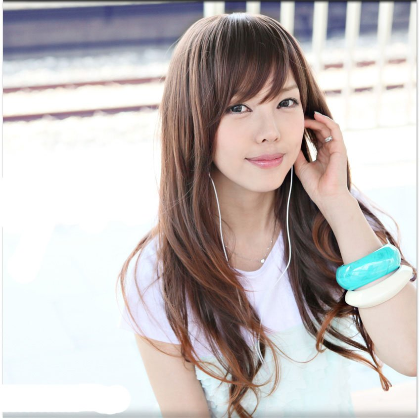 LONG STRAIGHT COSPLAY PARTY HAIR FULL WIGS WL50