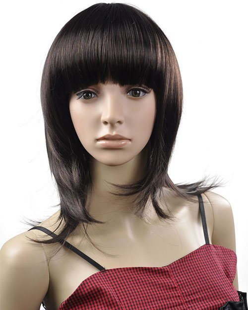 LONG WAVE COSPLAY EVERYDAY HAIR FULL WIGS WL65