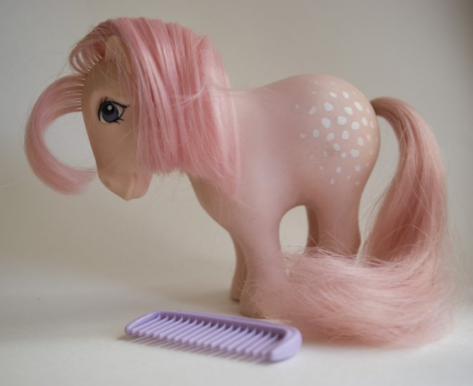 My Little Pony FF Cotton candy