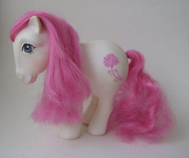 My little pony Birth flower January - Carnation