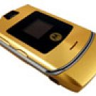 Motorola RAZR V3i D&G Special Edition Gold