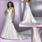 Free Shipping !!2010  New style/Spaghetti Strap/Sweetheart Neckline/A-Line/wedding dress/YY043