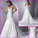 Free shipping !!Elegant Strapless/A-Line/wedding dress/YY044