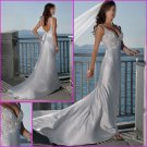 Free shipping !!2010 New style/Sweetheart  Neckline/wedding dress/YY052