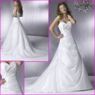 Free shipping!!2010 New Style/Strapless/A-Line/wedding dress YY060