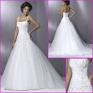 Free Shipping !2010 New Style /Maggie Sottero/Detachable/A-Line/Wedding Dress/YY071