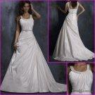 Free shipping!! Elegnat/Spaghetti Strap/A-Line/Wedding Dress/YY089