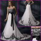 2010 New Style/Maggie Sottero/Strapless/A-Line/Wedding Dress/YY094