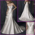 Free Shipping!Hot selling/Strapless/A-line/wedding dress/YY100