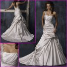 Free Shipping!!Hot selling/One-shoulder/A-Line/Princess/wedding dress/YY107