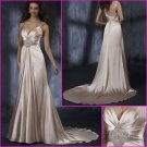Hot Selling/Spaghetti Strap/Sweetheart Nekline/A-Line/Princess/Wedding Gown/YY126