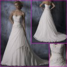 Free Shipping!!Hot Selling/Strapless/Appliques/A-Line/Wedding Gown/YY127
