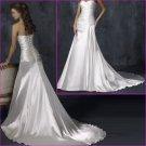 Succinct/Strapless/A-Line/wedding dress/YY143