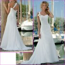 Free Shipping!!Recherche/One-shouder/Beadings/A-Line/wedding dress/YY148