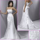 Free Shipping!!Graceful/Strapless/Sheath/Wedding Dress/YY162