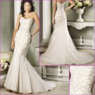 Free Shipping!!Inviting/Strapless/Mermaid/Floor-Length/Wedding Dress/YY185