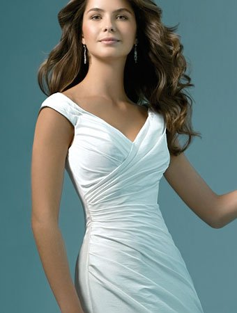 Free Shipping!!Graceful/Sweetheart Neckline/A-Line/Princess/Floor-Length/Bridal Gown/AA011