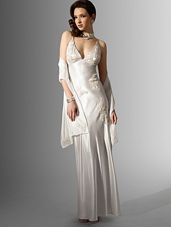 Tempting/Sweetheart Neckline/Spaghetti Strap/A-Line/Floor Length/Wedding Dress/AA128