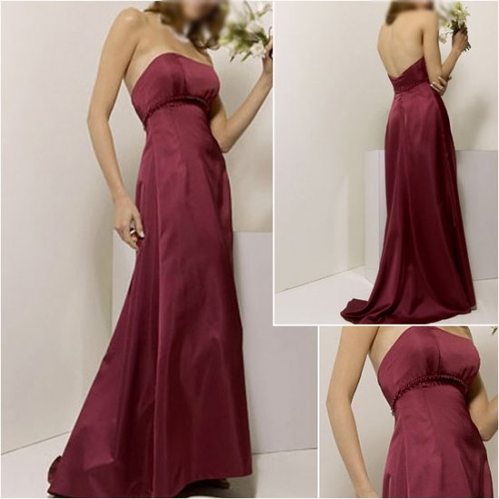 Acctractive/Halter/Floor-Length/Stretch Satin/evening dress/party dress/AD027