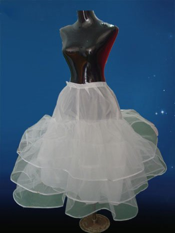 wedding petticoat  PT02