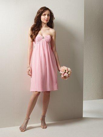 Free Shipping! Elegant/Strapless/Knee-Length/Stratch Satin/evening dress/party dress/LF005