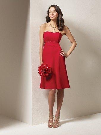 Free Shipping! Elegant/Strapless/Knee-Length/Stratch Satin/evening dress/party dress/LF003