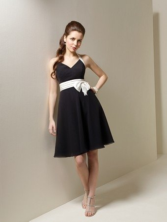 Free Shipping! Halter/Sweetheart Neckline/Knee-Length/Stratch Satin/evening dress/party dress/LF002