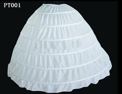 wedding petticoat  PT001