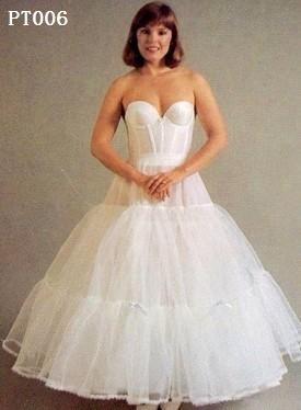 wedding petticoat  PT006
