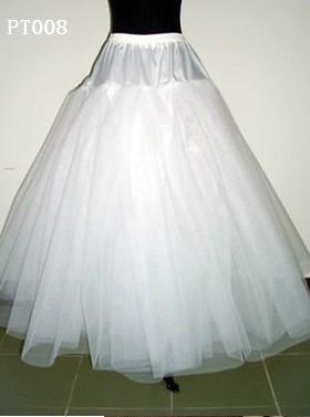 wedding petticoat  PT008