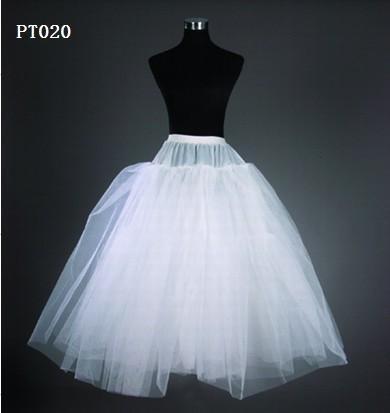 wedding petticoat  PT020