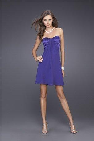 Free Shipping/A-Line/Sweatheart/Satin/Mini-Length/Evening dress/wedding gown/RM010