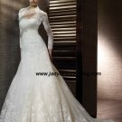 luxurious A-line Sweatheart Bridal Wedding Dress A1195