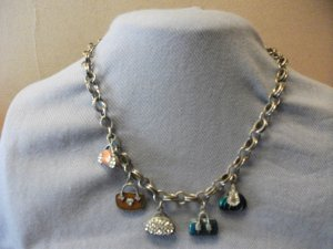 Pocketbook Chain Necklace