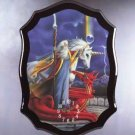 Wizard, Dragon, and Unicorn ClockItem 31498
