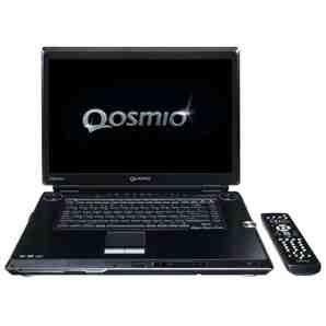 Toshiba Qosmio Laptop, G30-163 HD/DVD, 2GHz with 17 Inch Display
