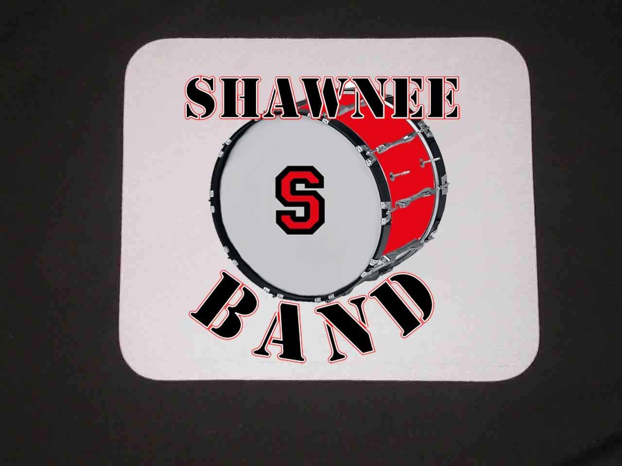 Shawnee Band Mousepad!