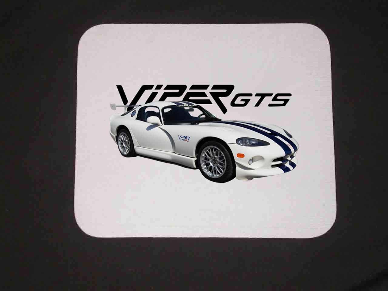 New Dodge Viper GTS Mousepad!!