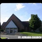 New St. Gerard Church Mousepad!