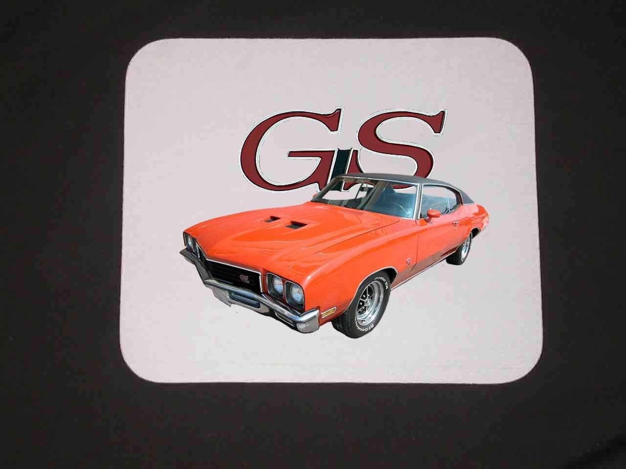 1972 Buick Gran Sport Mousepad