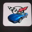 New 2002 Chevy Corvette Mousepad!