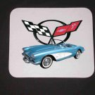 New 1959 Chevy Corvette Mousepad!