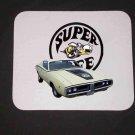 New 1971 Dodge Superbee Mousepad!!