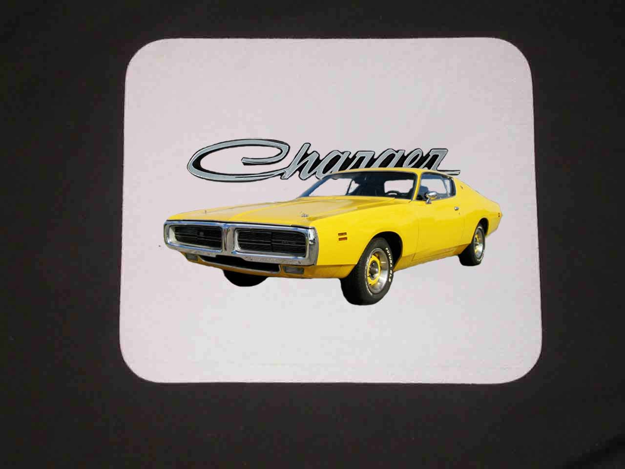 New 1971 Dodge Charger Mousepad!!